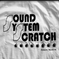 Sound System Scratch - the T Shirt