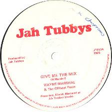 Jah Tubbys