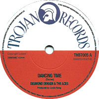 Dancing Time - Desmond Dekker
