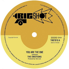Big Shot - The Emotions - You Are The One