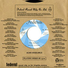 Federal (Merritone) - Roland Alphonso - How Soon Part 2