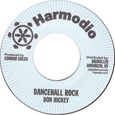 Don Hickey - Dancehall Rock