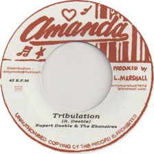 Rupert Deeble & The Ebonaires - Tribulation