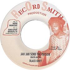 Record Smith - Black Oney