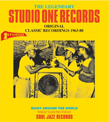 Legendary Studio One - Soul Jazz
