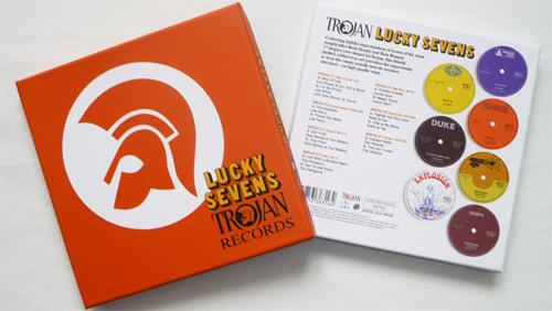 Trojan Lucky Sevens boxset