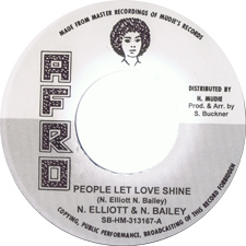 N.Elliot & NiBailey - People Let Love Shine