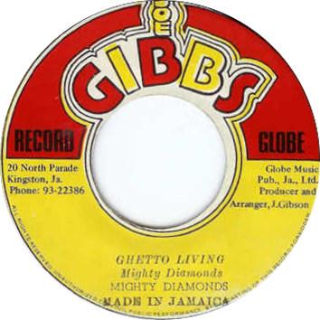 4 Ghetto Probably Ghetto Living Mighty Diamonds Joe