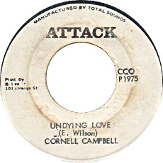 Cornell Campbell - Undying Love