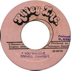 You Walking - Cornell Campbell