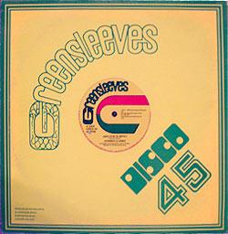 Greensleeves original 12