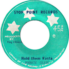 Prince Glen - Hold Them Rasta