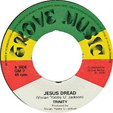 Trinity - Jesus Dread
