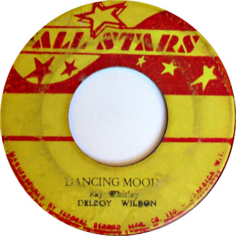 Delroy Wilson - Dancing Mood
