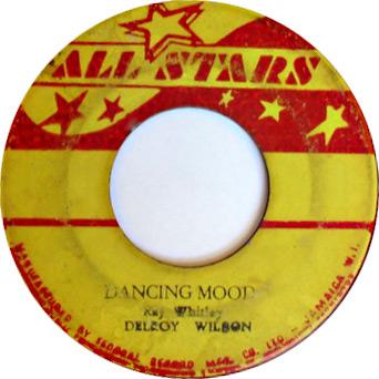Delroy Wilson - Dancing Mood