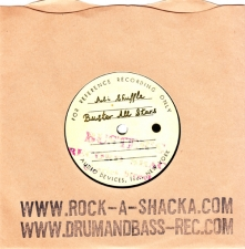 Rock A Shacka Records - Prince Buster All Stars - Ali Shuffle