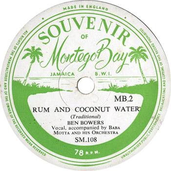 rumandcoconutwater