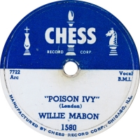 Willie Mabon - Poion Ivy