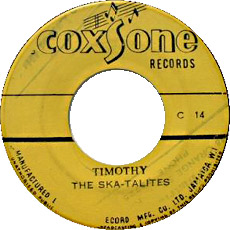 The Skatalites - Timothy