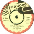 TONE115A - The Tartans - Awake The Town