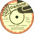 TONE103AY - Honey Boy Martin And the Voices - Dreader Than Dread