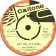 TONE101A - Roy Shirley - Get On The Ball