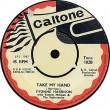TONE102B - Yvonne Harrison - Take My Hand