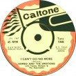 TONE106B - Romeo And The Emotions - I Can\'t Do No More