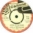 TONE112A - Lloyd & The  Groovers - Listen To the Music