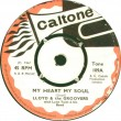 TONE109A - Lloyd Jackson & The Groovers - My Heart My Soul