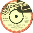 TONE116A  -  Claudette Thomas - Roses Are Red My Love
