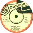 TONE105A - The Heptones  - School Girls