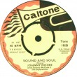 TONE101B  - Johnny Moore - Sound And Soul