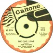 TONE107A - Ken Boothe - The One I Love