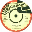 TONE125A - Peter Austin - Your Love