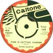 TONE125B - Peter Austin - Time Is Getting Harder
