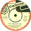 TONE111B - King Rocky & The Willows - You Are The Oneyouaretheone