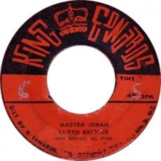 Lloyd Brisco - Master Jonah