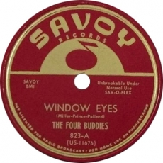 The Four Buddies - Widow Eyes