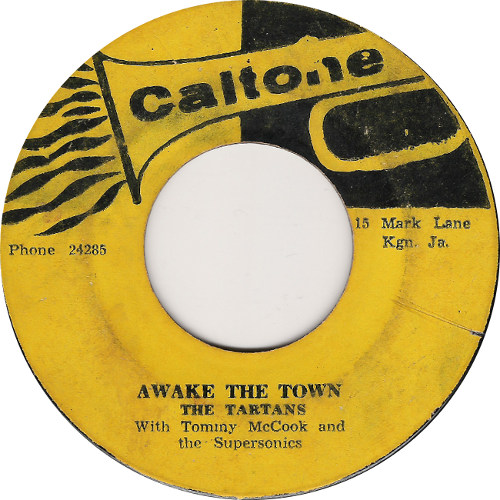 The Tartans - Awake The Town