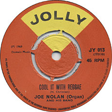 Joe Nolan - Cool It With Reggae