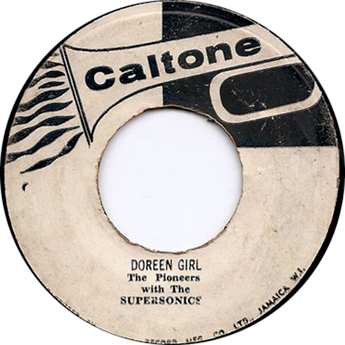 The Pioneers - Doreen Girl