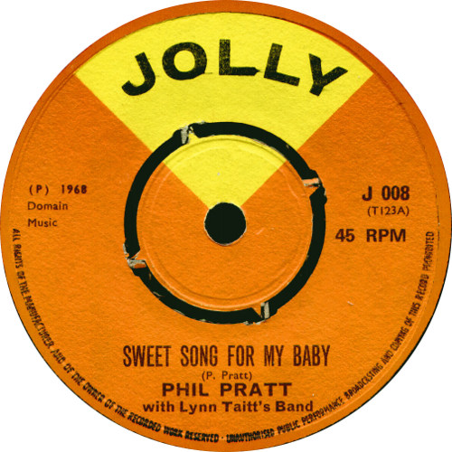 Phil Pratt - Sweet Song For My Baby