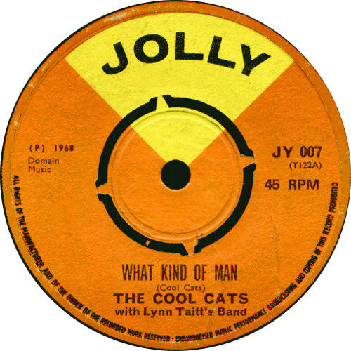 The Cool Cats - What Kind Of Man