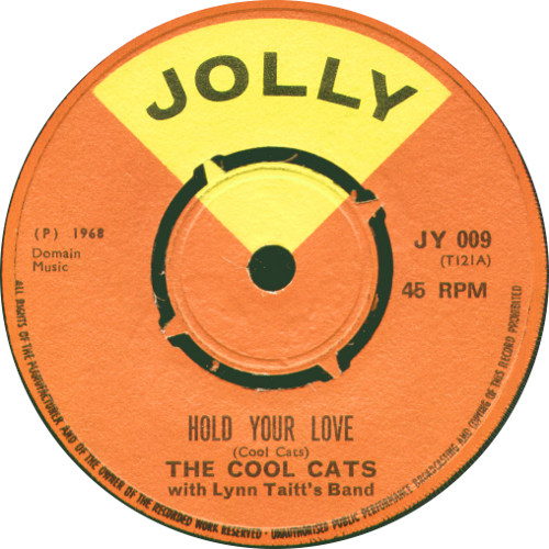 The Cool Cats - Hold Your Love