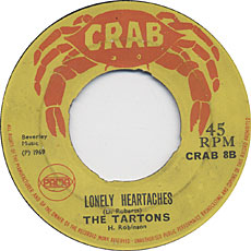 The Tartans - Lonely Heartaches
