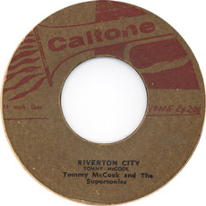 Tommy McCook & The Supersonics - Riverton City