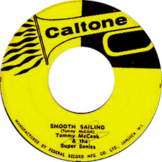Tommy McCook & The Supersonics - Smooth Sailing
