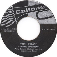 Yvonne Harrison - The Chase