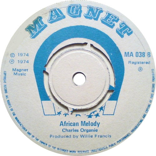 African Melody - Charley Organaire